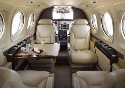 Aircraft Upholstery img